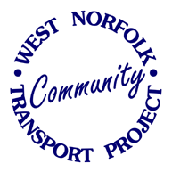West Norfolk Community Transport Logo